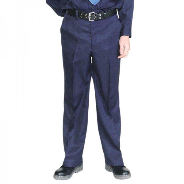 1601P男子スラックス〈濃紺〉