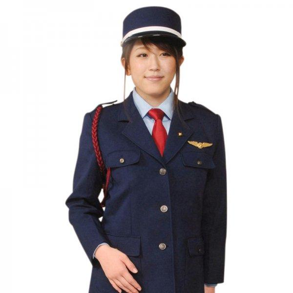 2701女子ジャケット〈濃紺〉
