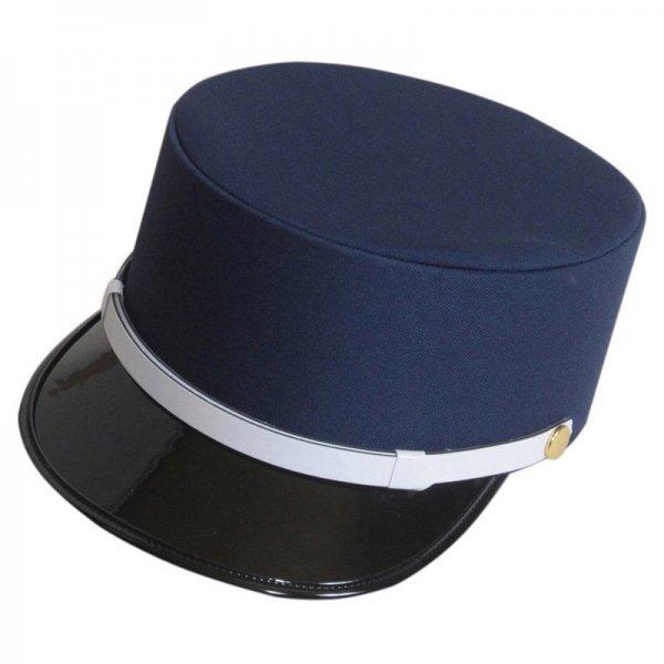 4331 冬ドゴール帽(濃紺)