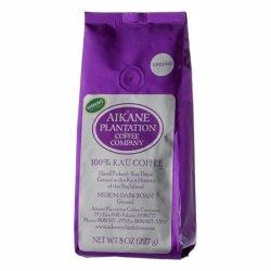 カウコーヒー 焙煎挽豆 8オンス(227g)