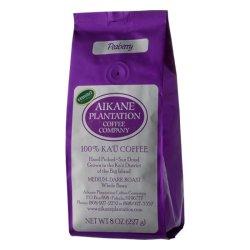 カウコーヒー ピーベリー焙煎豆 8オンス(227g)