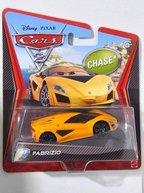 FABRIZIO CHASE PC版