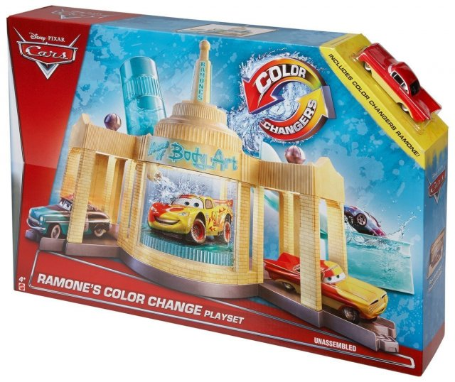 訳有特価】RAMONE'S COLOR CHANGE PLAY SET
