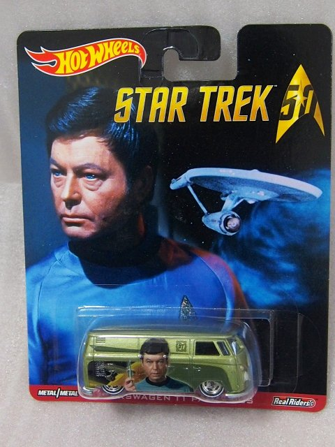 STAR TREK  VOLKSWAGEN T1 PANEL BUS