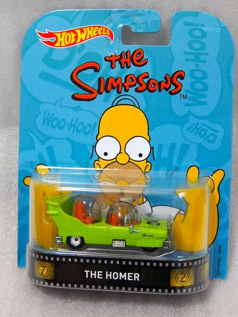 THE HOMER   THE SIPMPSONS