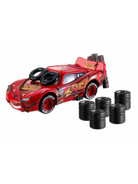 DAREDEVIL MCQUEEN (SPIN OUT LIGHTNING MCQUEEN)