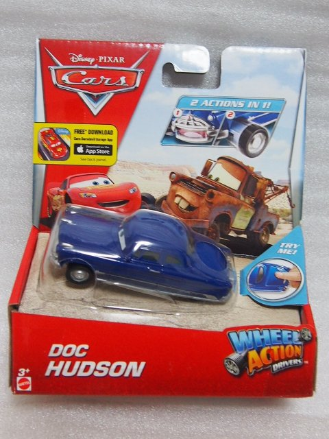 WHEEL ACTION DRIVERS DOC HUDSON