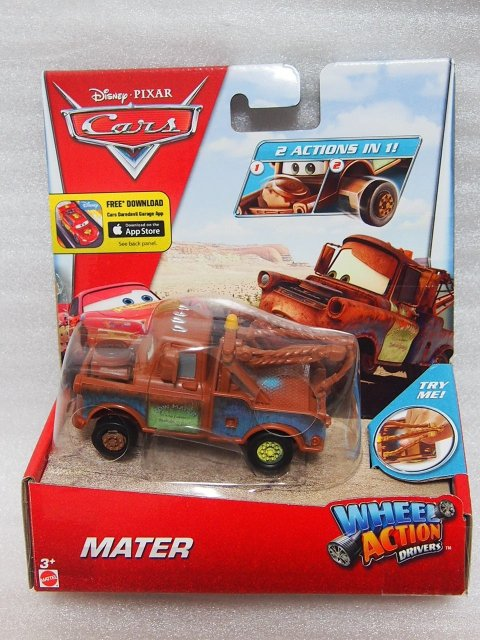 WHEEL ACTION DRIVERS MATER