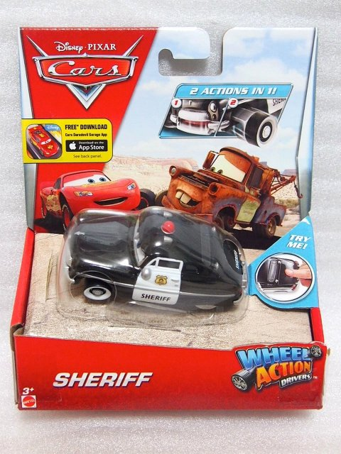 WHEEL ACTION DRIVERS SHERIFF