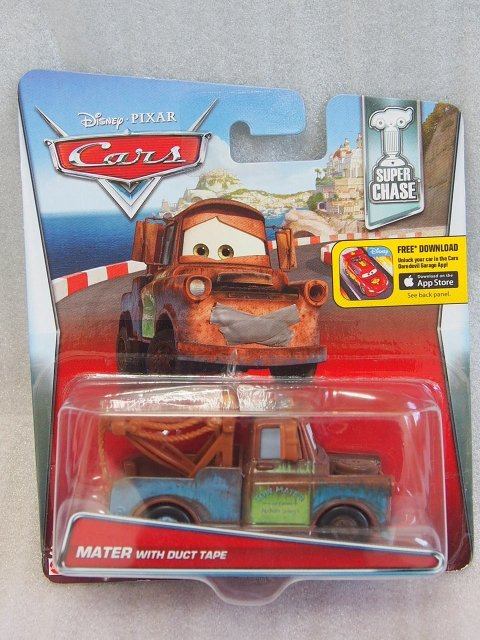 MATER WITH DUCT TAPE 2016 SUPER CHASE 世界限定4000個