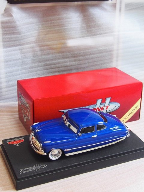 1:24 DOC HUDSON HORNET 2010 MATTY COLLECTOR限定