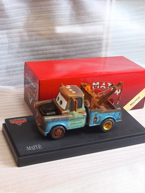 1:24 TOW MATER 2010 members exclusive