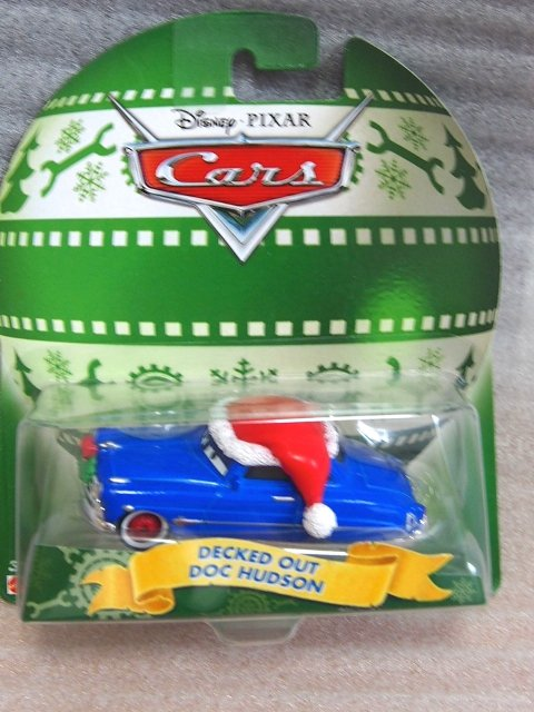 ご予約販売品】DECKED OUT DOC HUDSON【HOLIDAY SPIRIT 2016】