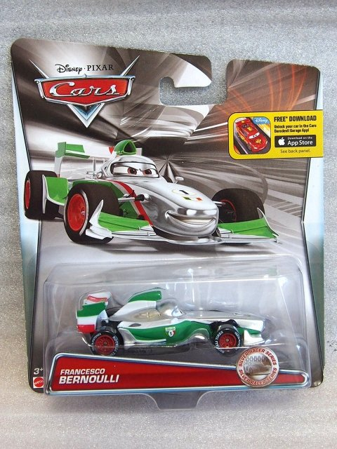 FRANCESCO BERNOULLI SILVER RACER series 2015