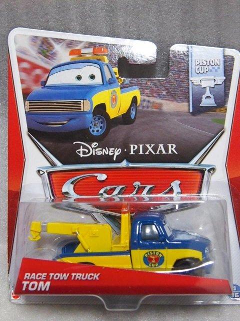 訳有特価】RACE TOW TRUCK TOM
