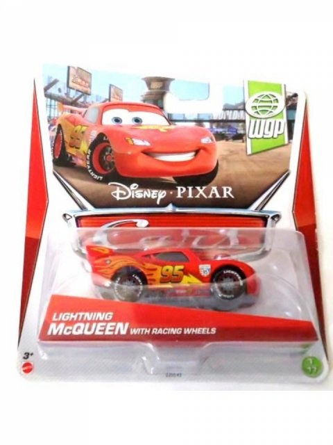 訳有特価】LIGHTNING MCQUEEN WITH RACING WHEELS