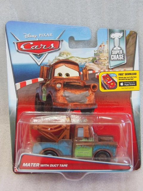 訳有特価】MATER WITH DUCT TAPE 2016 SUPER CHASE 世界限定4000個
