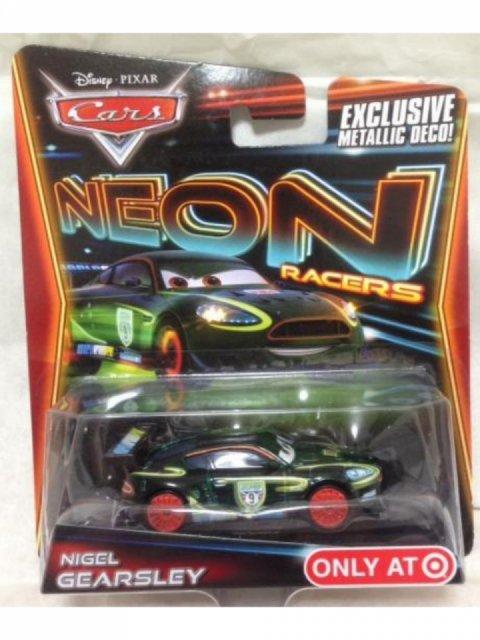 訳有特価】NEON Racers NIGEL GEARSLEY