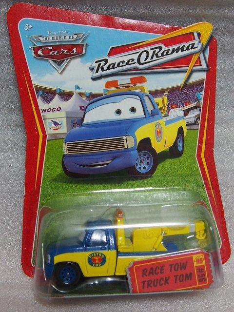 RACE TOW TRUCK TOM  ROR版