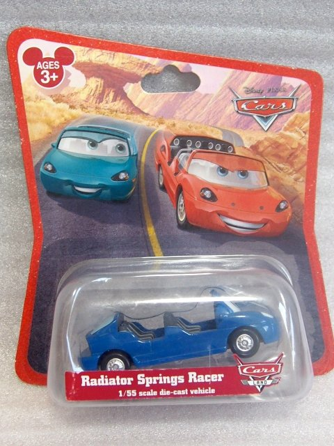 RADIATOR SPRINGS RACER DISNEY PARKS 限定 1:55スケール