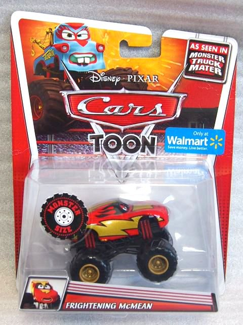FRIGHTENING MCMEAN  [MONSTER TRUCK MATER series]