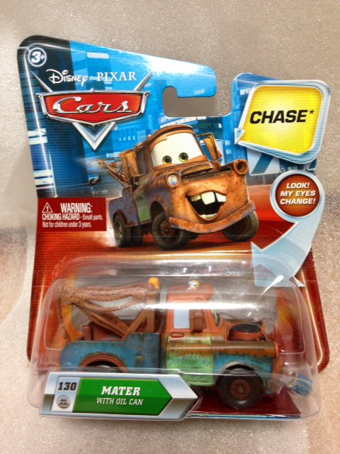 訳有特価】MATER WITH OIL CAN CHASE LOOK EYES CHANGE版