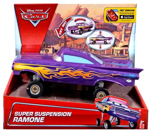 SUPER SUSPENSION RAMONE