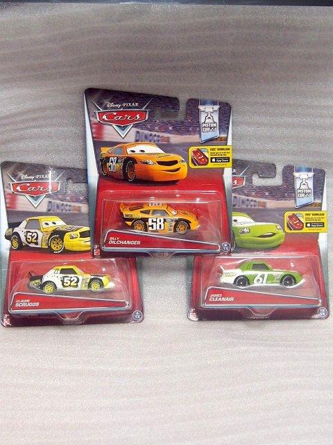 2015~16シリーズ 人気ピストンカップレーサー3台セット【LEAKLESS OCTANE VITOLINE】
