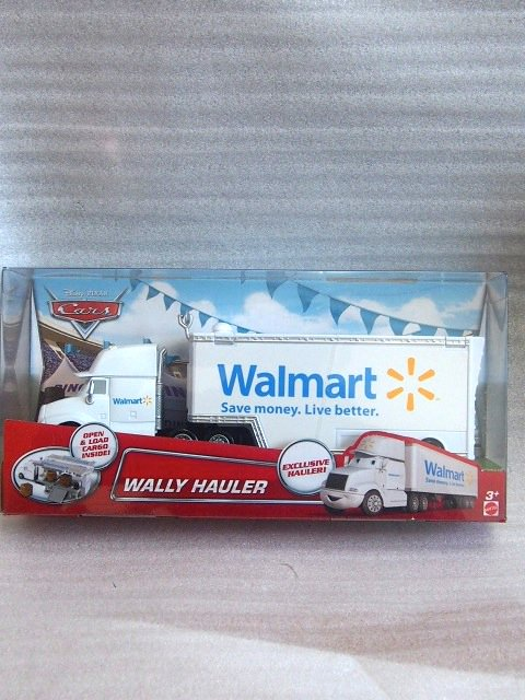 WALLY HAULER 2015