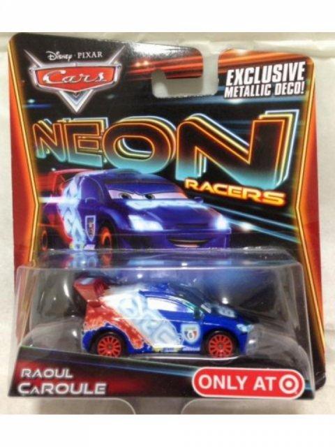 訳有特価】NEON Racers RAOUL CaROULE