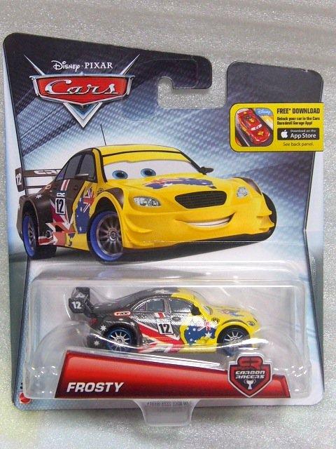 訳有特価】CARBON RACERS FROSTY 2016 オーストラリア限定商品