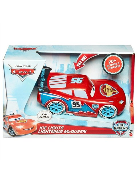ICE LIGHT'S LIGHTNING MCQUEEN 光る!喋る!デカい!