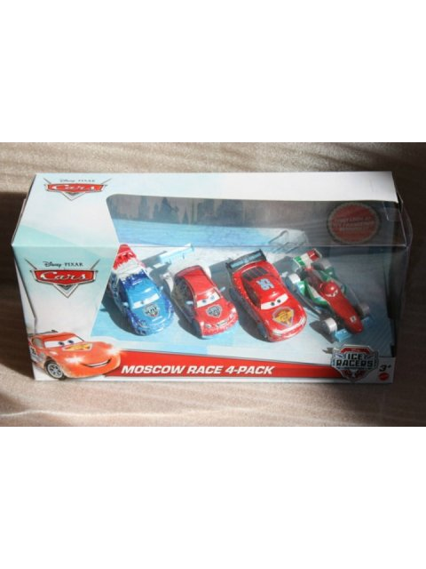 ICE RACERS MOSCOW RACE 4PACK