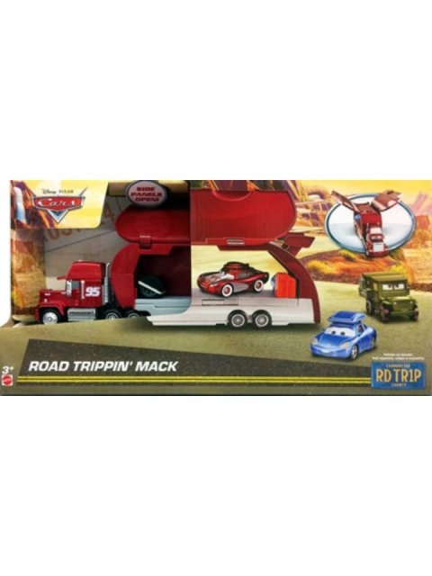 ROAD TRIPPIN' MACK PLAYSET