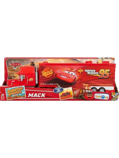 MACK CARRYING CASE 16台収納可能な巨大なマックトラック。