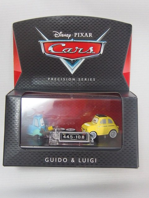 PRECISION series GUIDO AND LUIGI