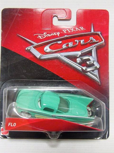 FLO CARS3版