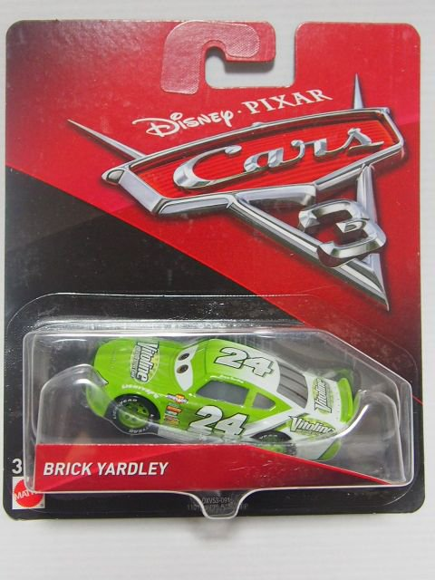 訳有特価】BRICK YARDLEY NO.24 VITOLINE CARS3版