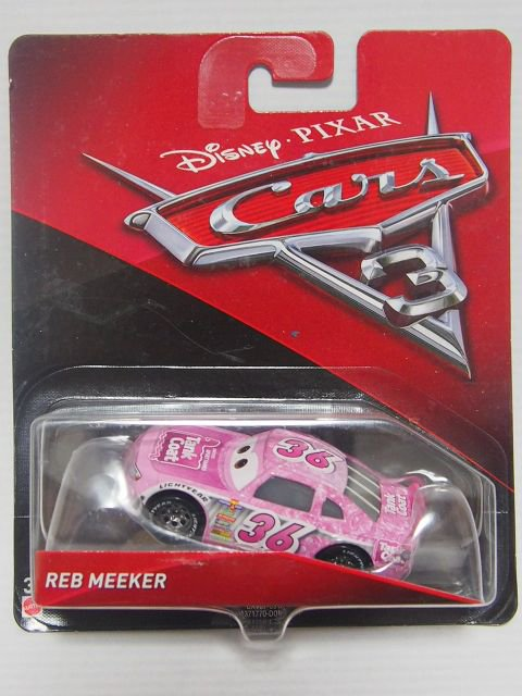 訳有特価】REB MEEKER NO.36 TANK COAT CARS3版 SHORT CARD *