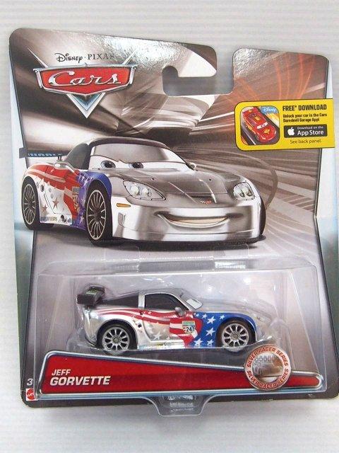 JEFF GORVETTE SILVER RACER series 2015