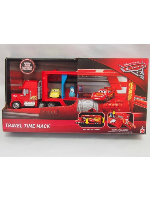 TRAVEL TIME MACK CARS3版