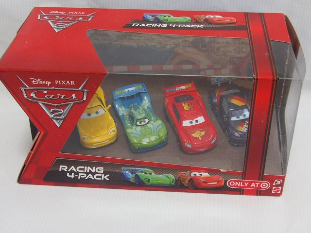 CARS2 RACING 4-PACK :CARLA VEROSO