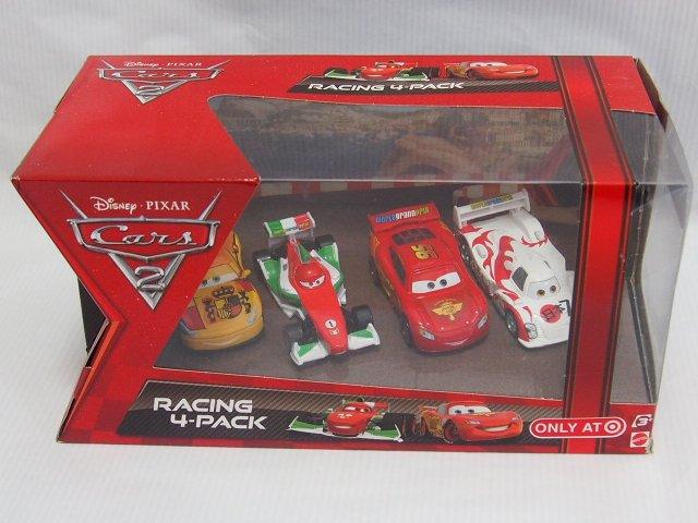 CARS2 RACING 4-PACK  : SHU TODOROKI