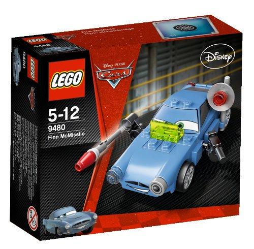 LEGO FInn McMISSILE #9480