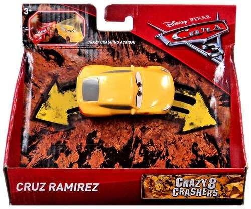CARS3 CRAZY 8 CRUZ RAMIREZ
