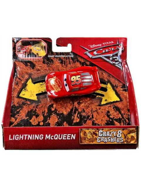 CARS3 CRAZY 8 LIGHTNING MCQUEEN
