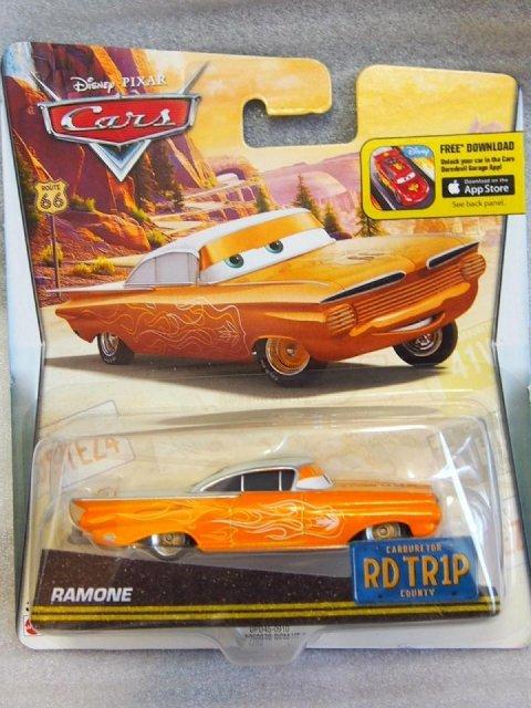 訳有特価】RAMONE ROAD TRIP series 2016