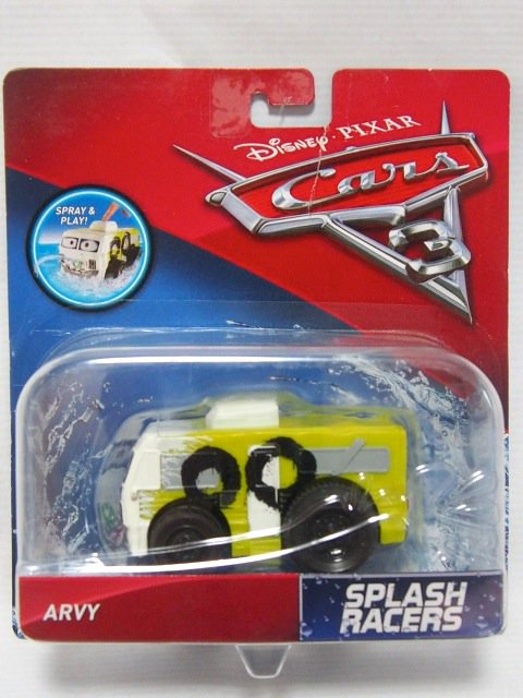 CARS3 SPLASH RACERS ARVY DELUXE版