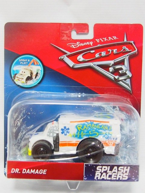 CARS3 SPLASH RACERS Dr DAMAGE DELUXE版