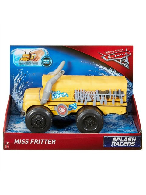 CARS3 SPLASH RACERS MISS FRITTER 全長約25センチ